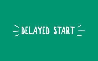 Delayed Start for Schools