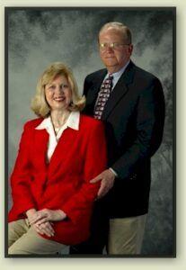 Chuck and Wanda Cooper
